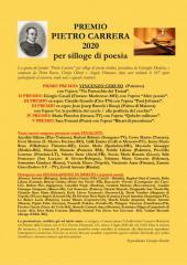 Risultati Pietro Carrera 2020